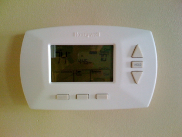 Honeywell Digital Thermostat